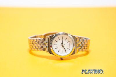 Reloj pulsera Dufour de metal